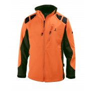 Percussion Softshell Orange bunda